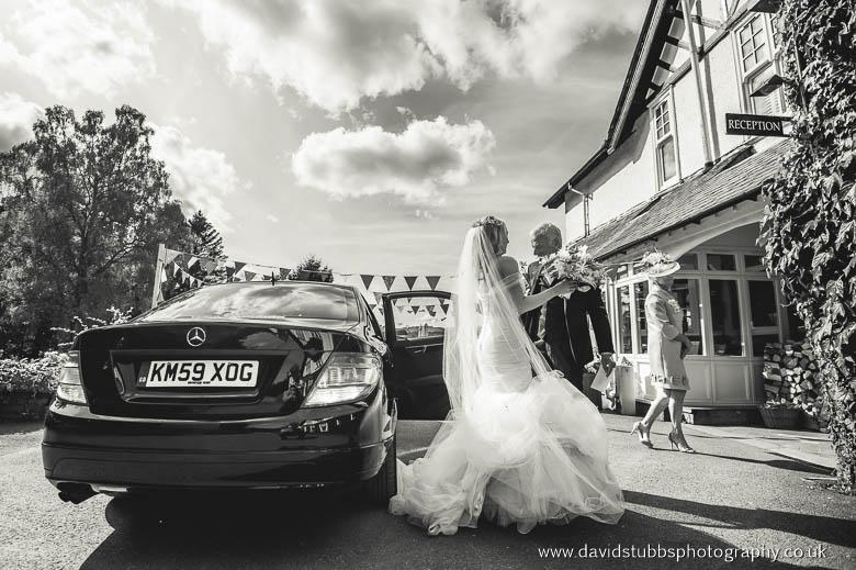 linthwaite house wedding photographer