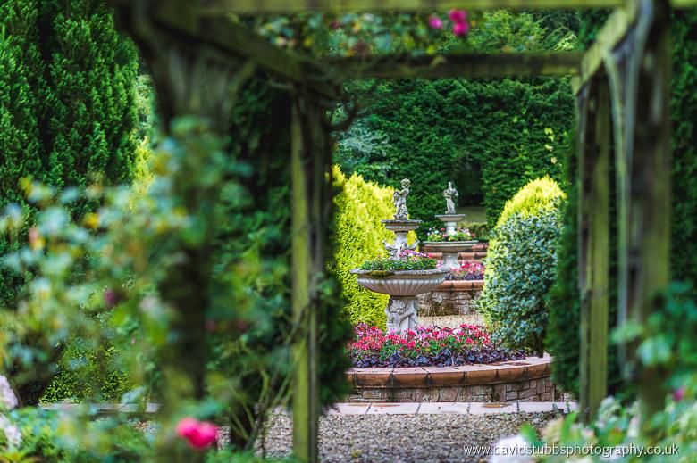 nunsmere hall hotel garden
