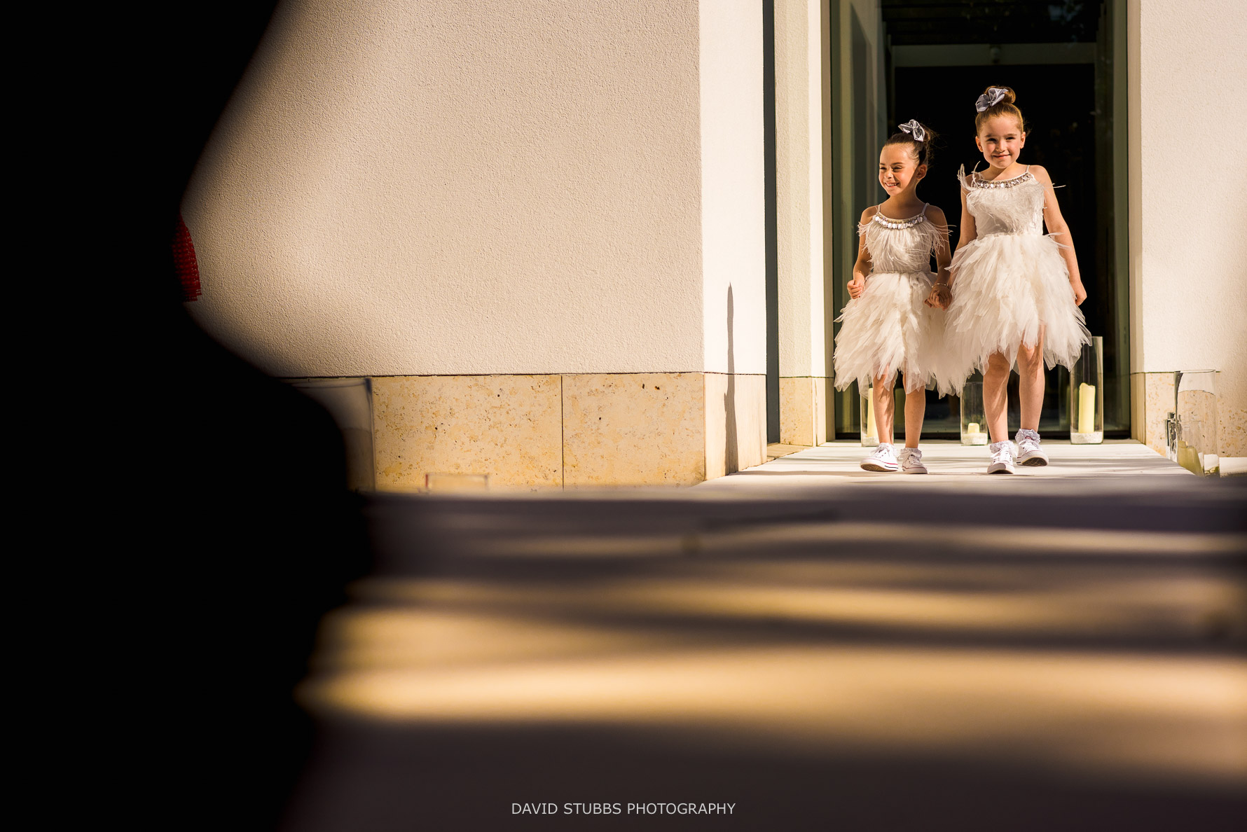 flower girls for jewish wedding