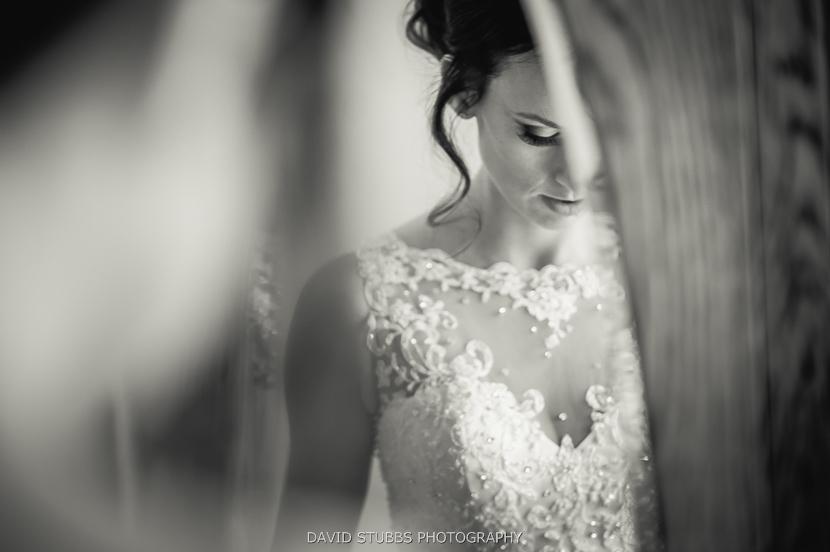 woman before wedding
