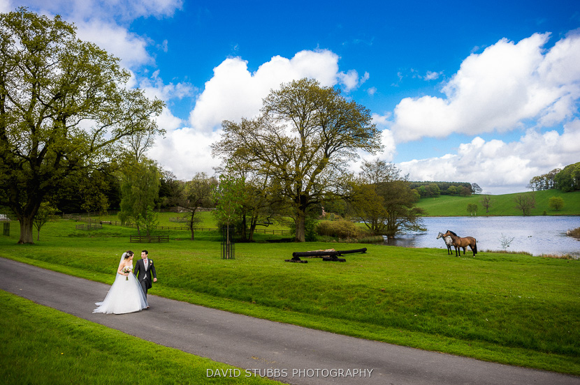 wedding photography at coniston hotel