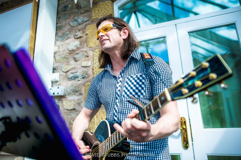 Graeme Cox wedding singer