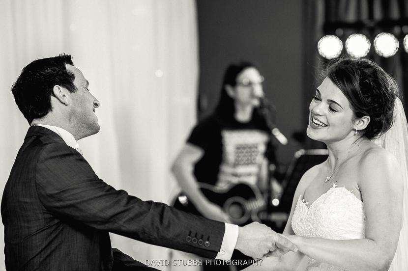 dancing to wedding singer