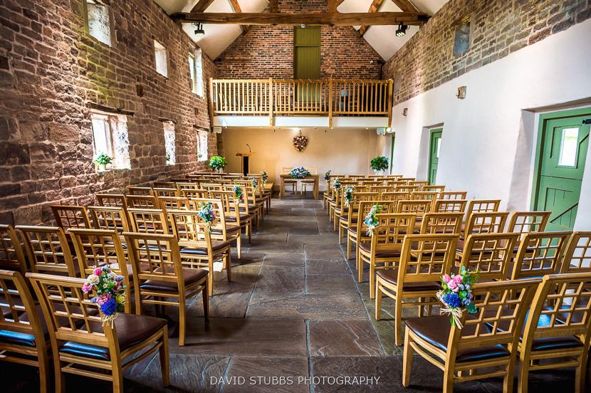 wedding room tables