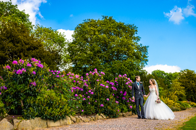 wedding Dovecliff Hall Hotel photographer