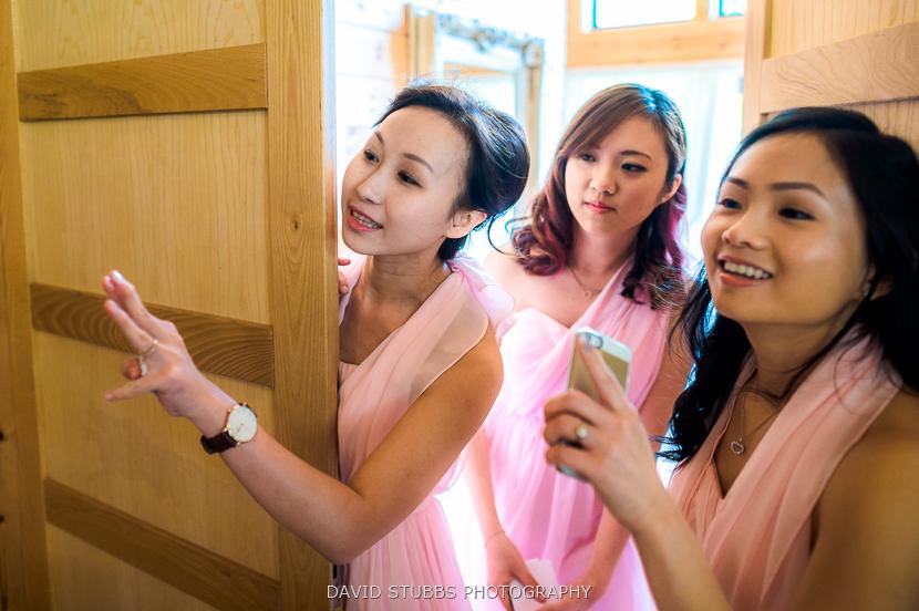 women through the door styal lodge