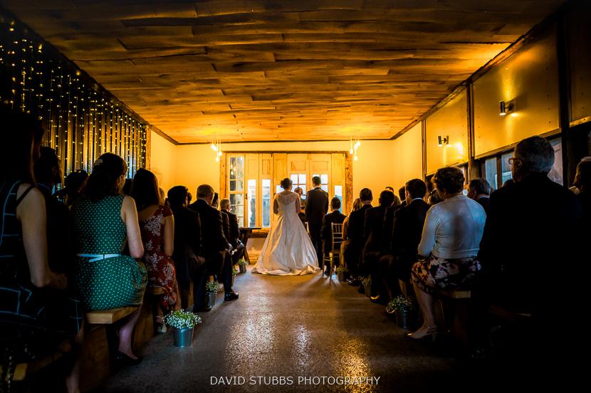 marriage service colour photo