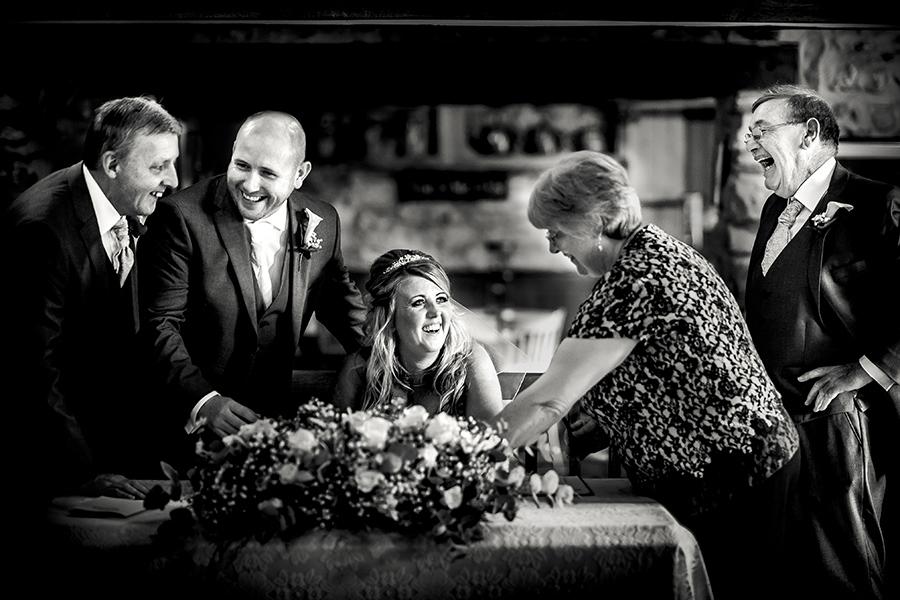 Plas Isaf Wedding photographer