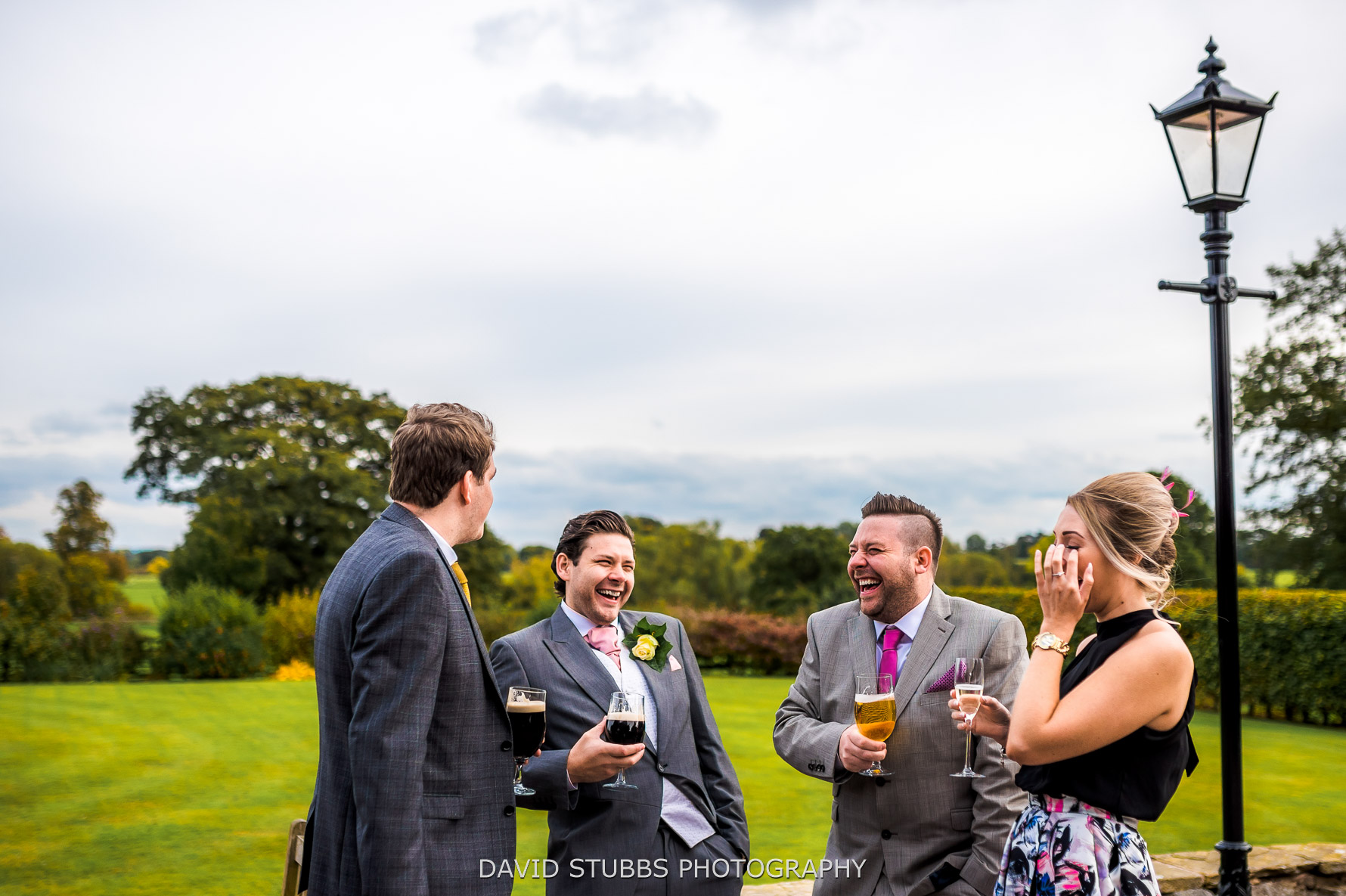 photography at rookery hall wedding