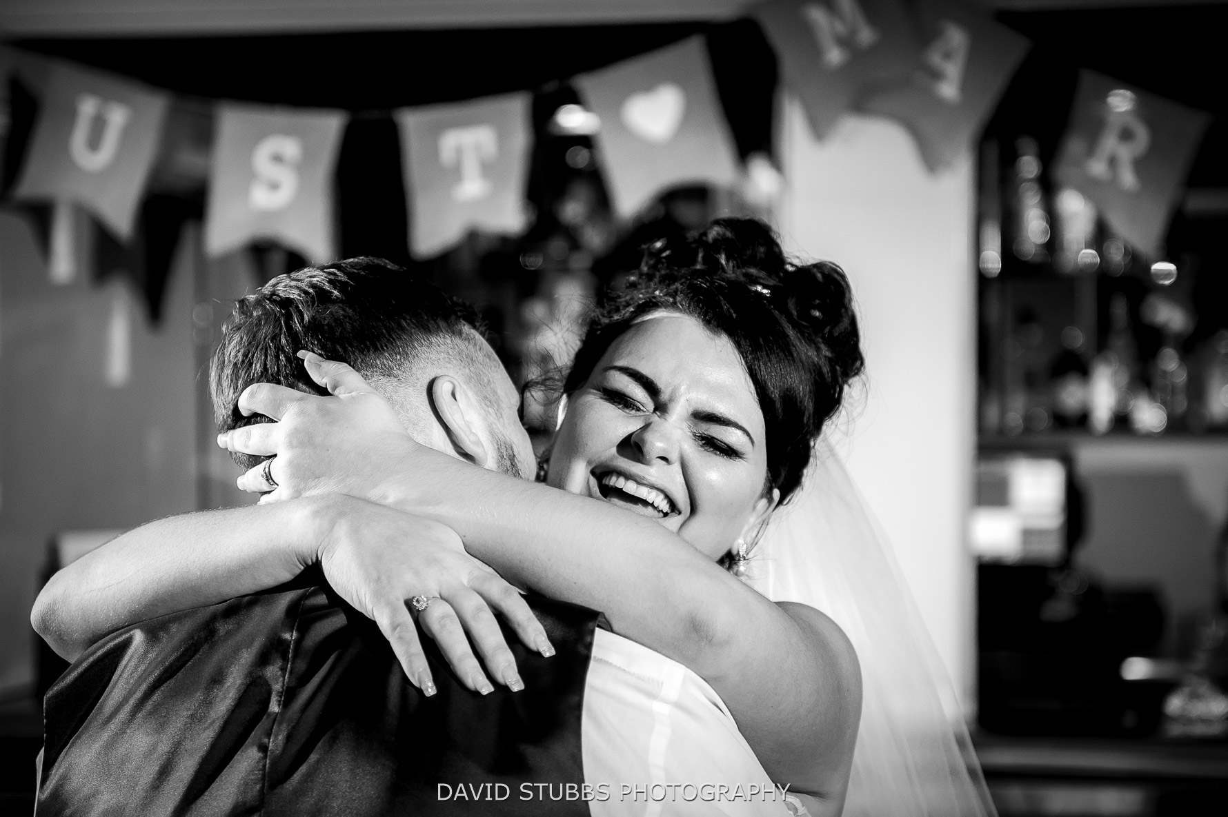 first dance after being wed