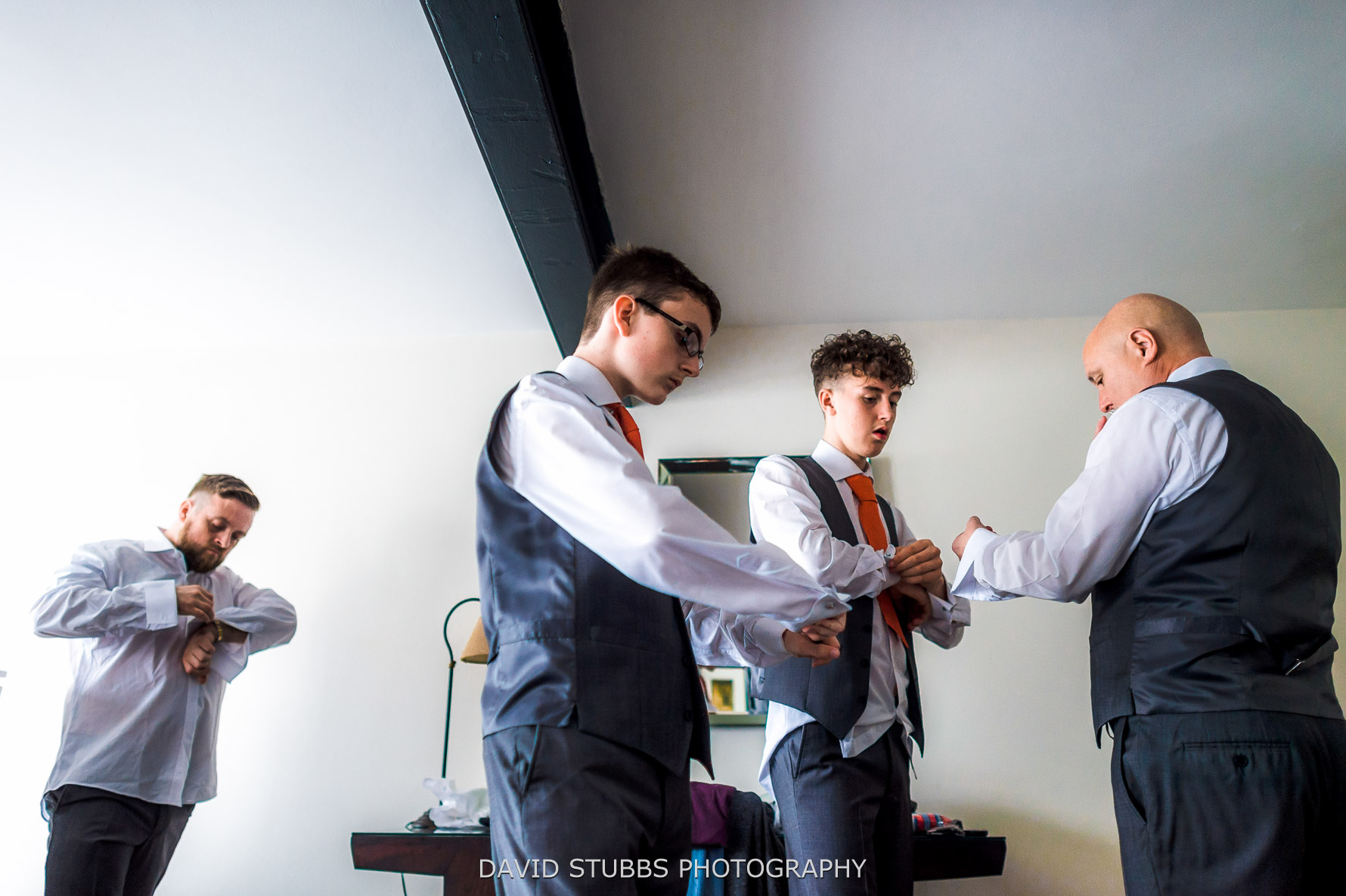 boys before wed