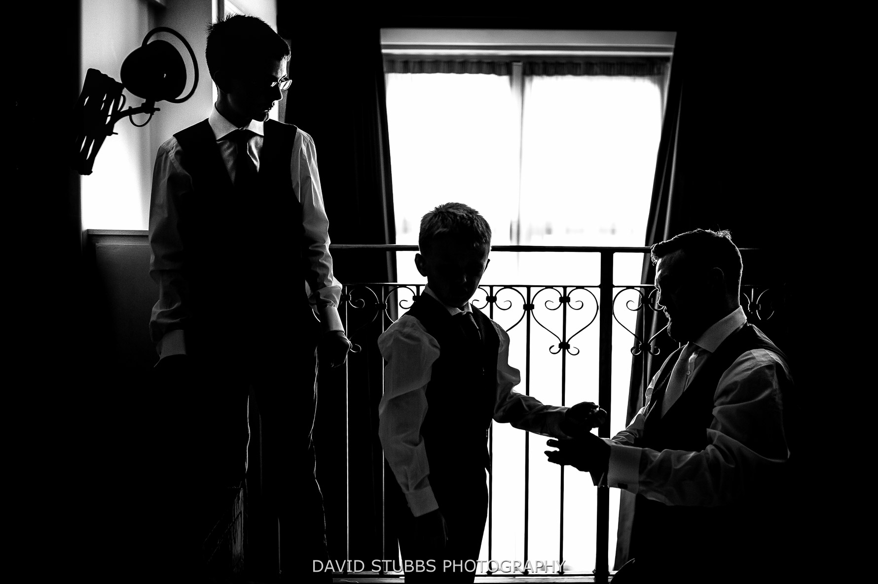 cool wedding photo