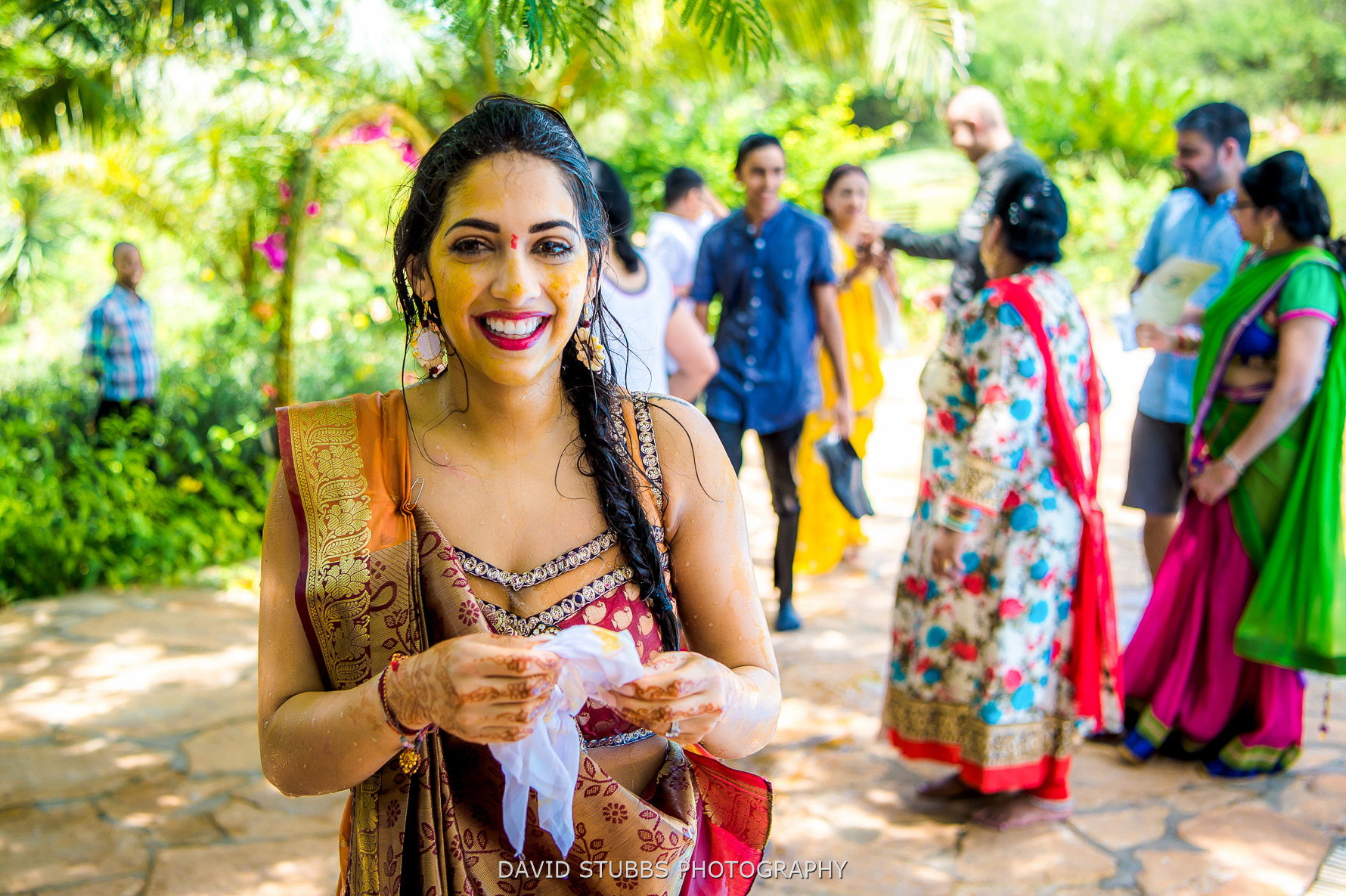 indian wedding on zanzibar
