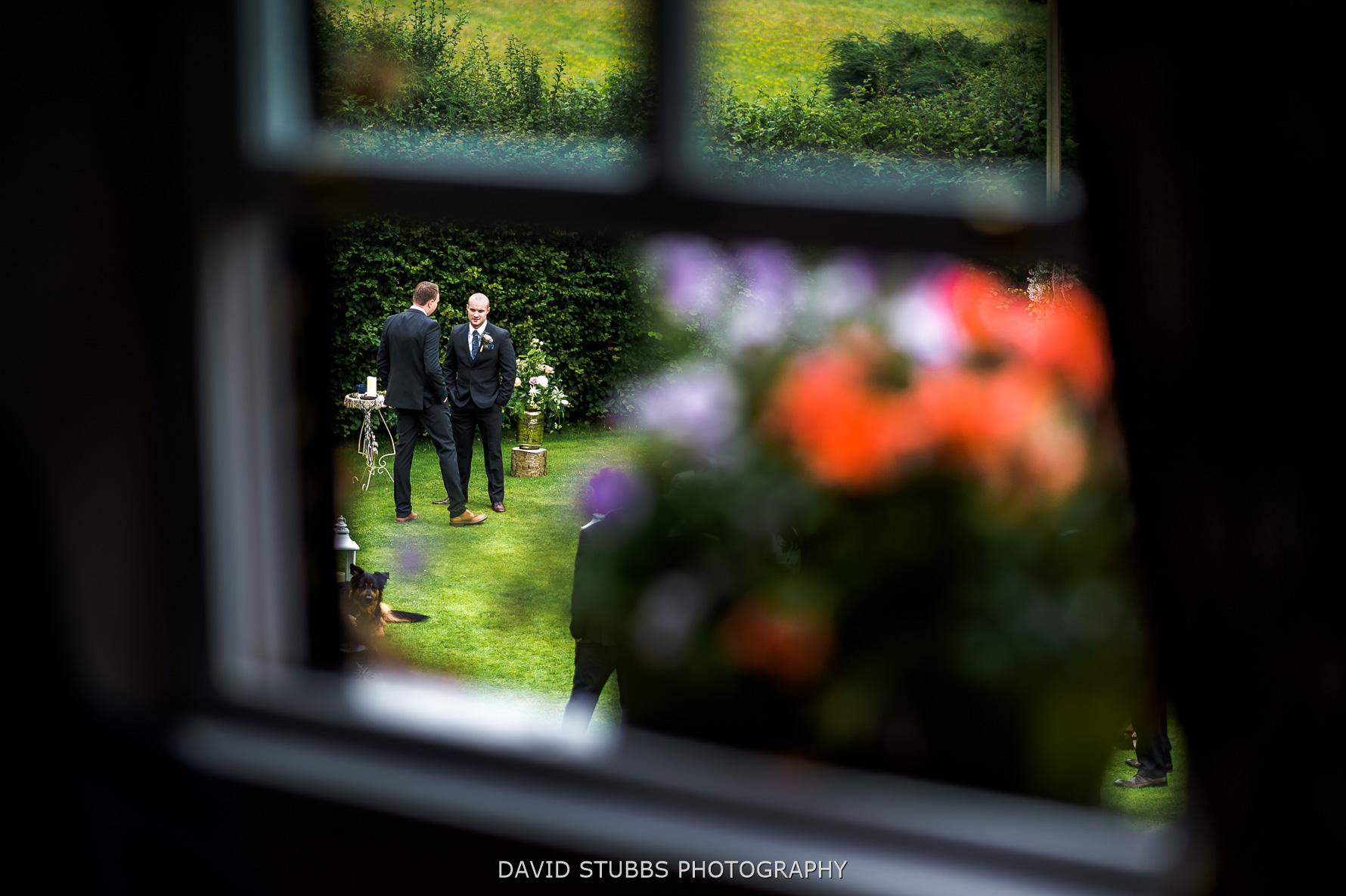 groom through widow