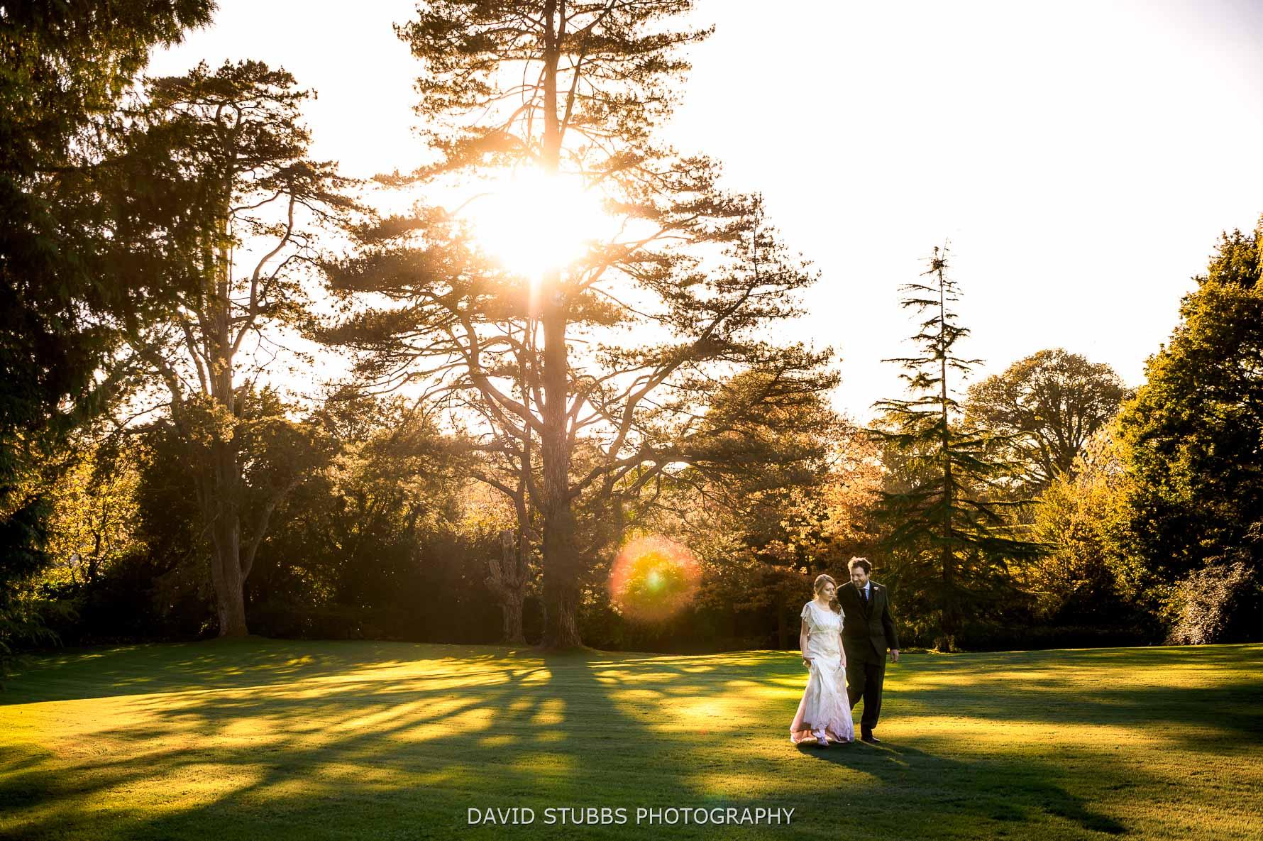 relaxed pannard house wedding photography