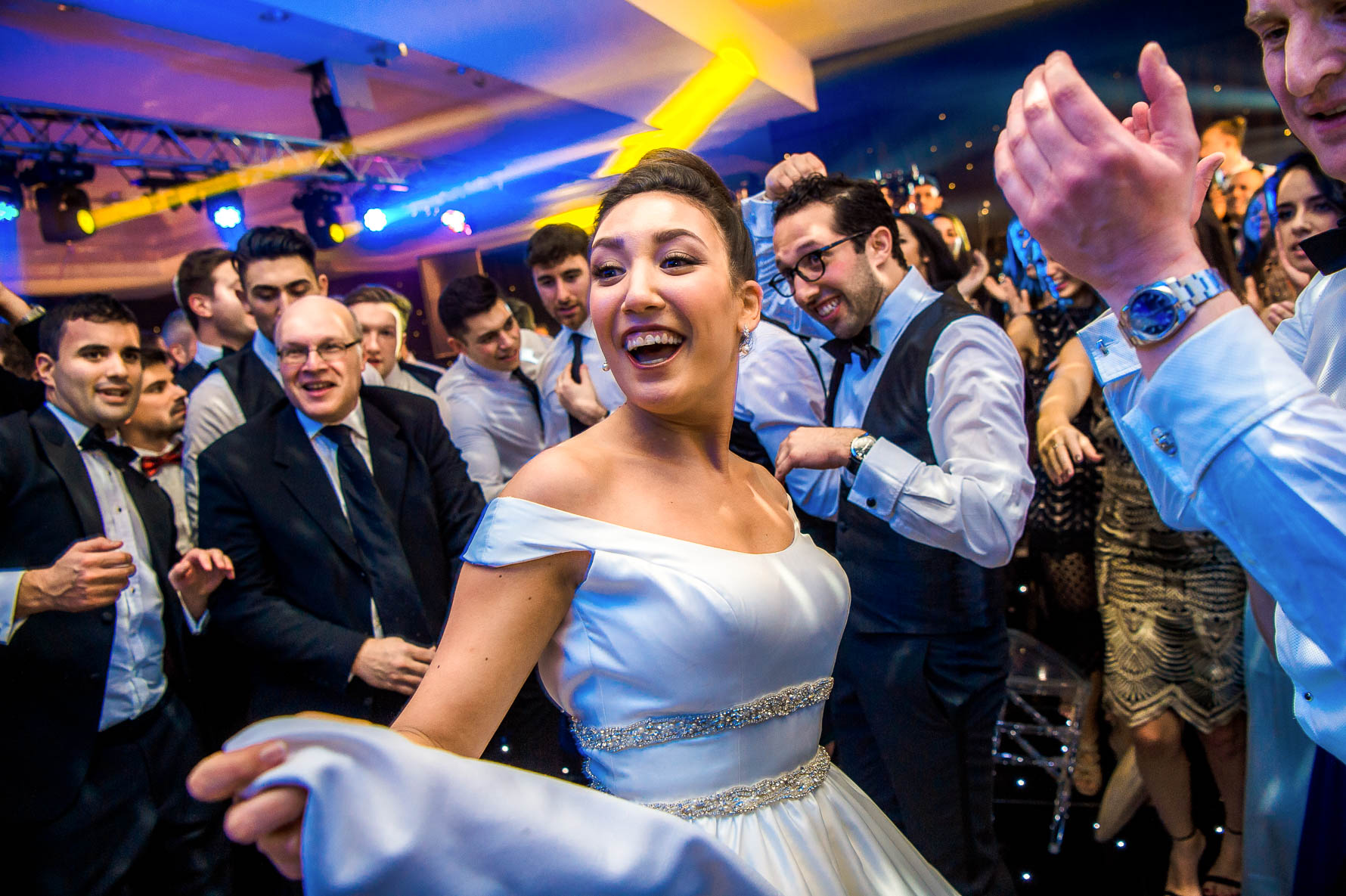 Gilev wedding party manchester