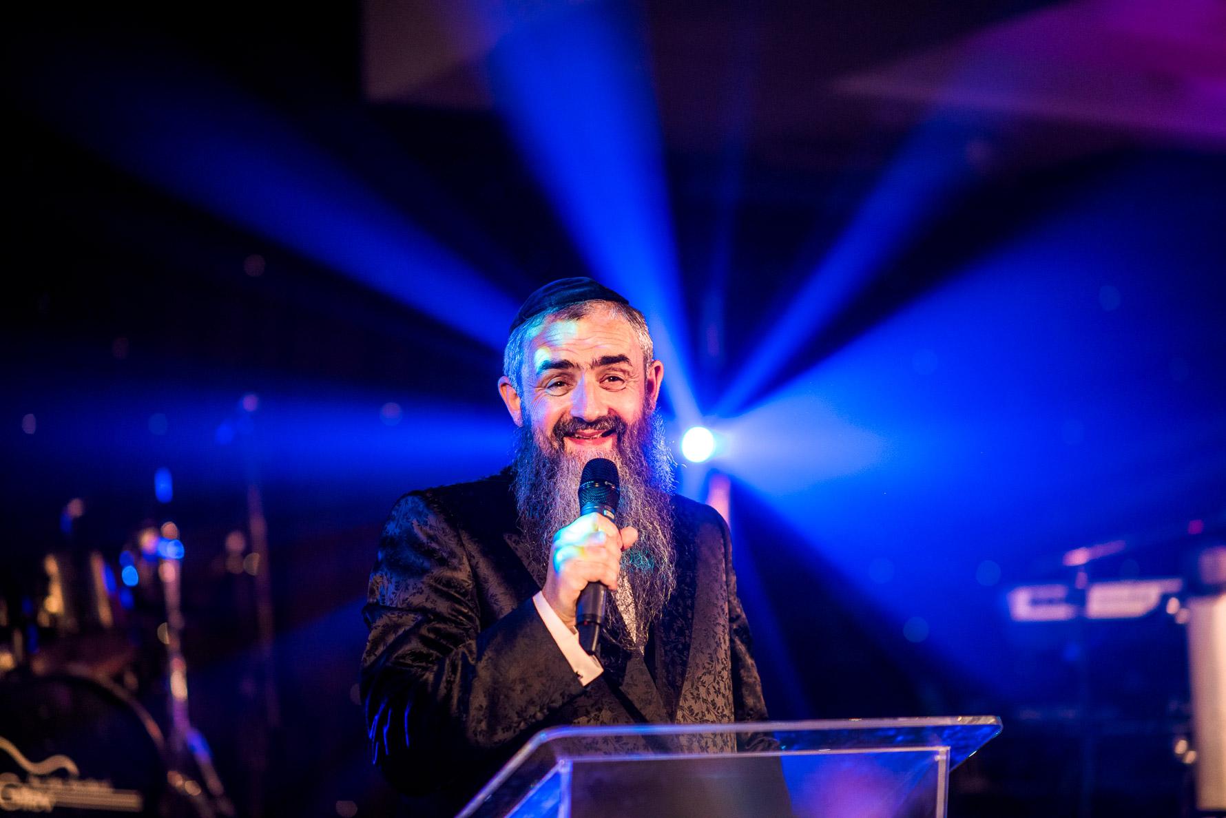 rabbi speech