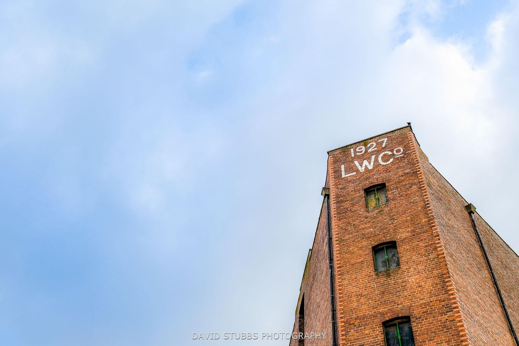 victoria warehouse wide shot