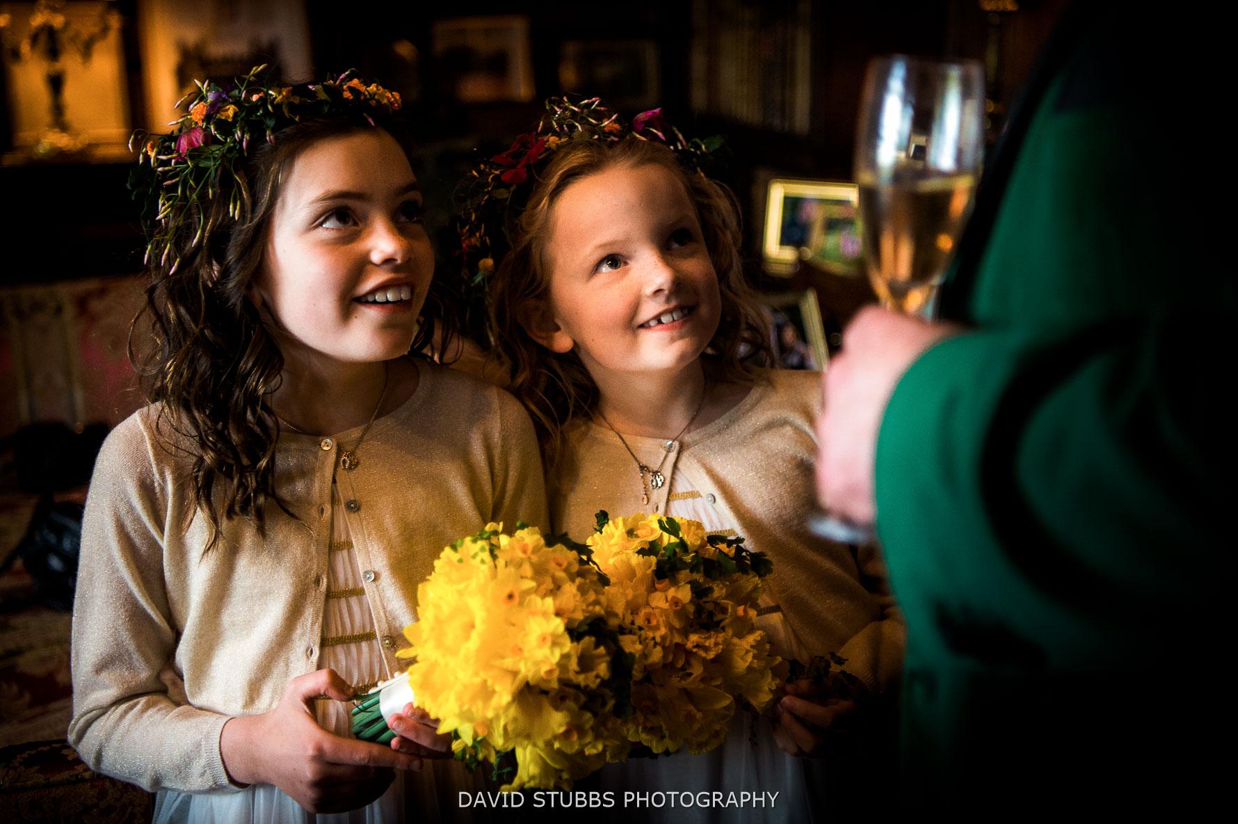 flower girls together