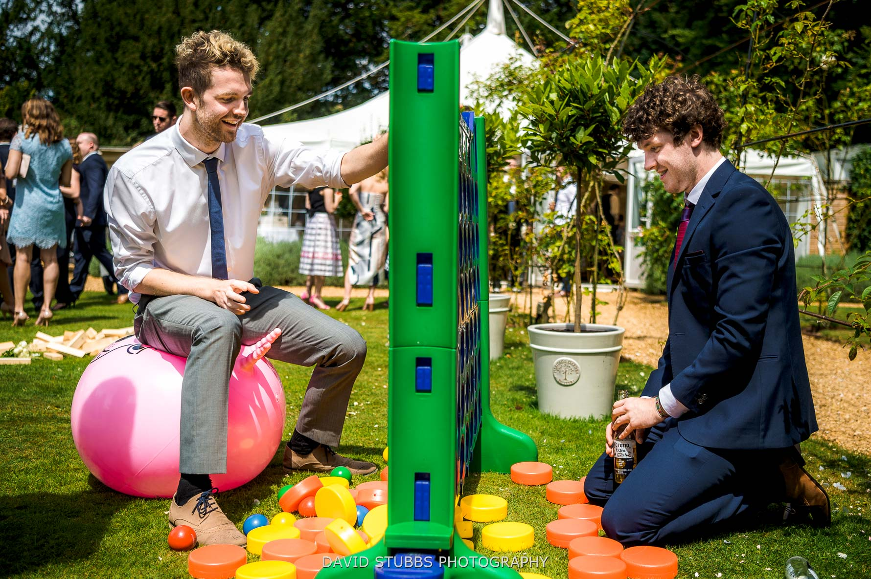 giant connect four wedding