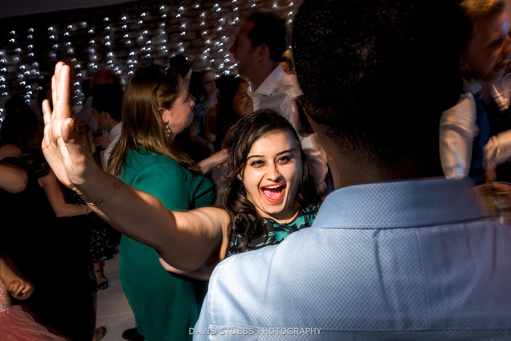 dancing and fun