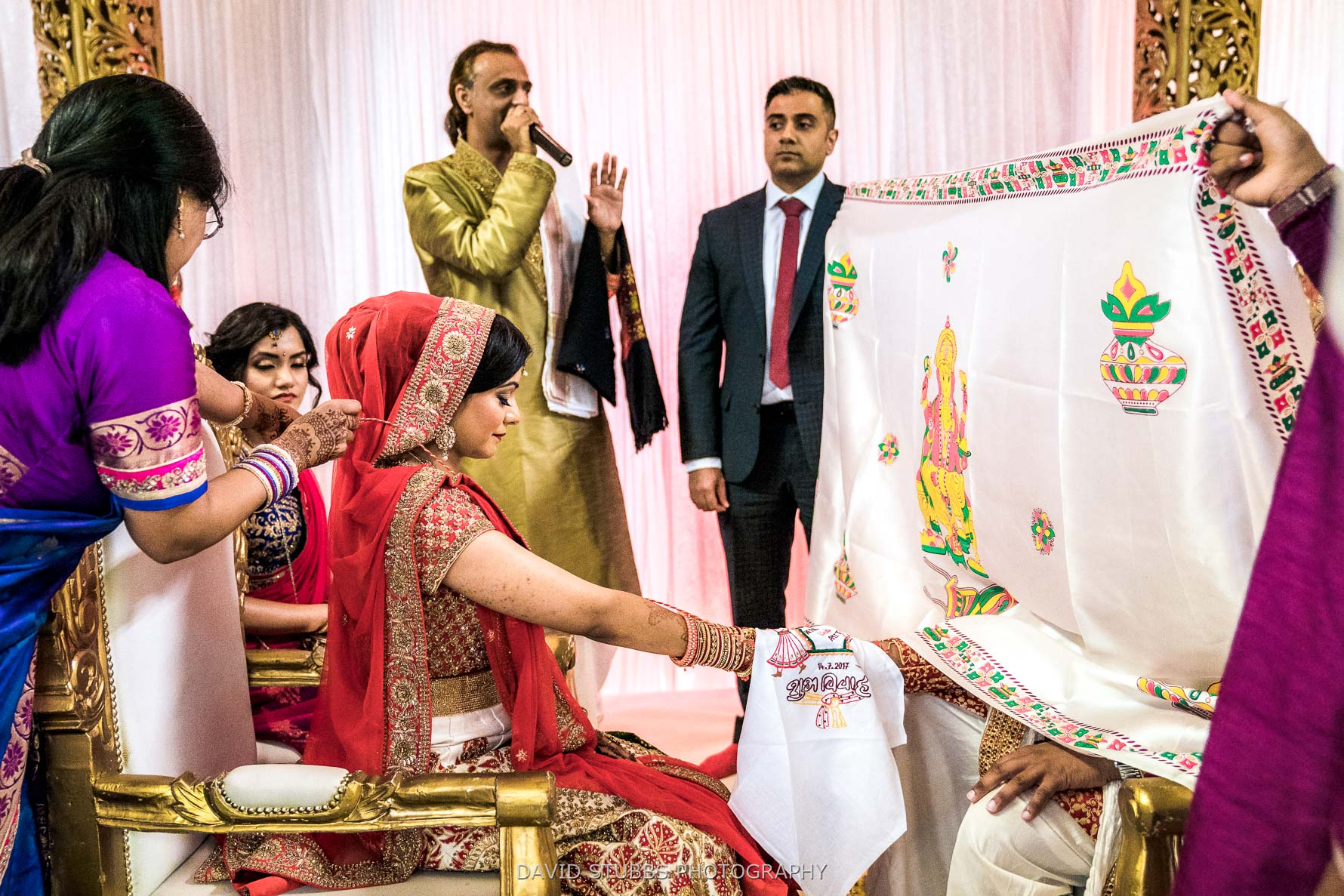 the indian ceremony at dunchurch