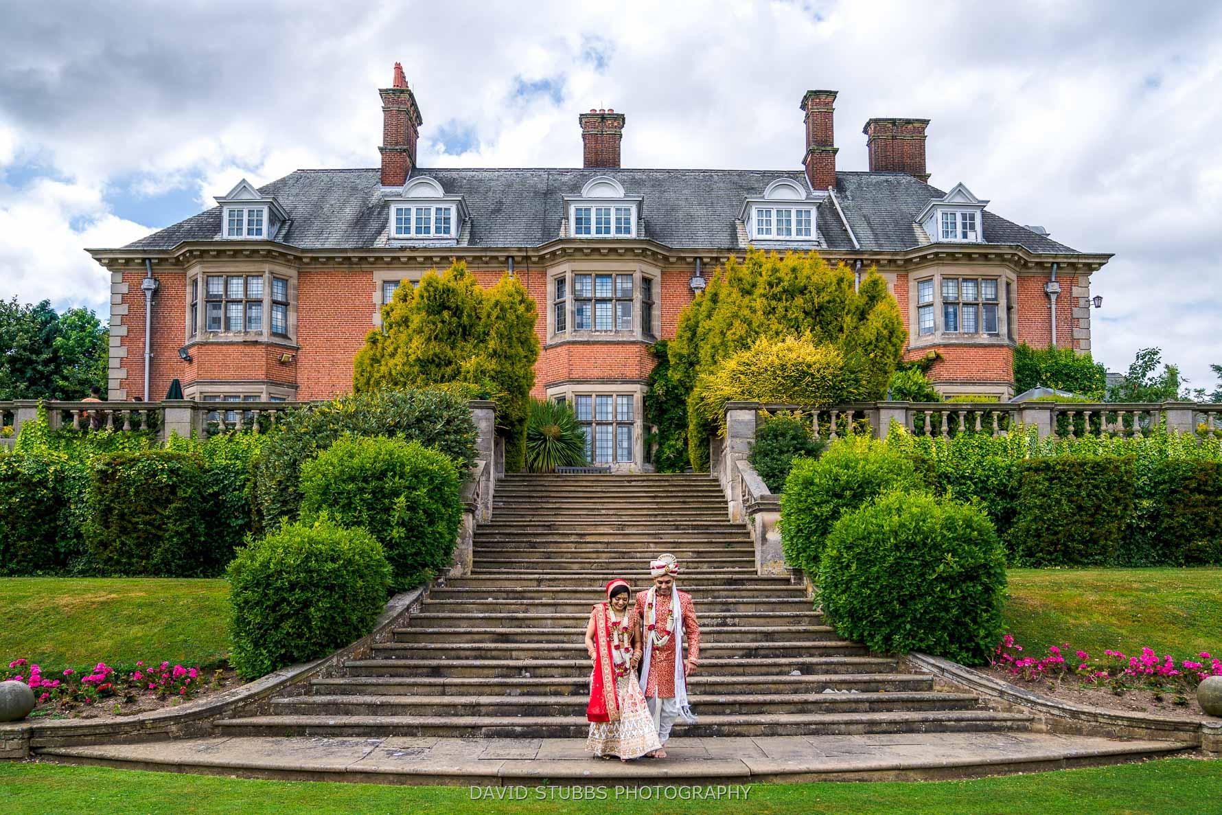 dunchuch park hotel wedding photography