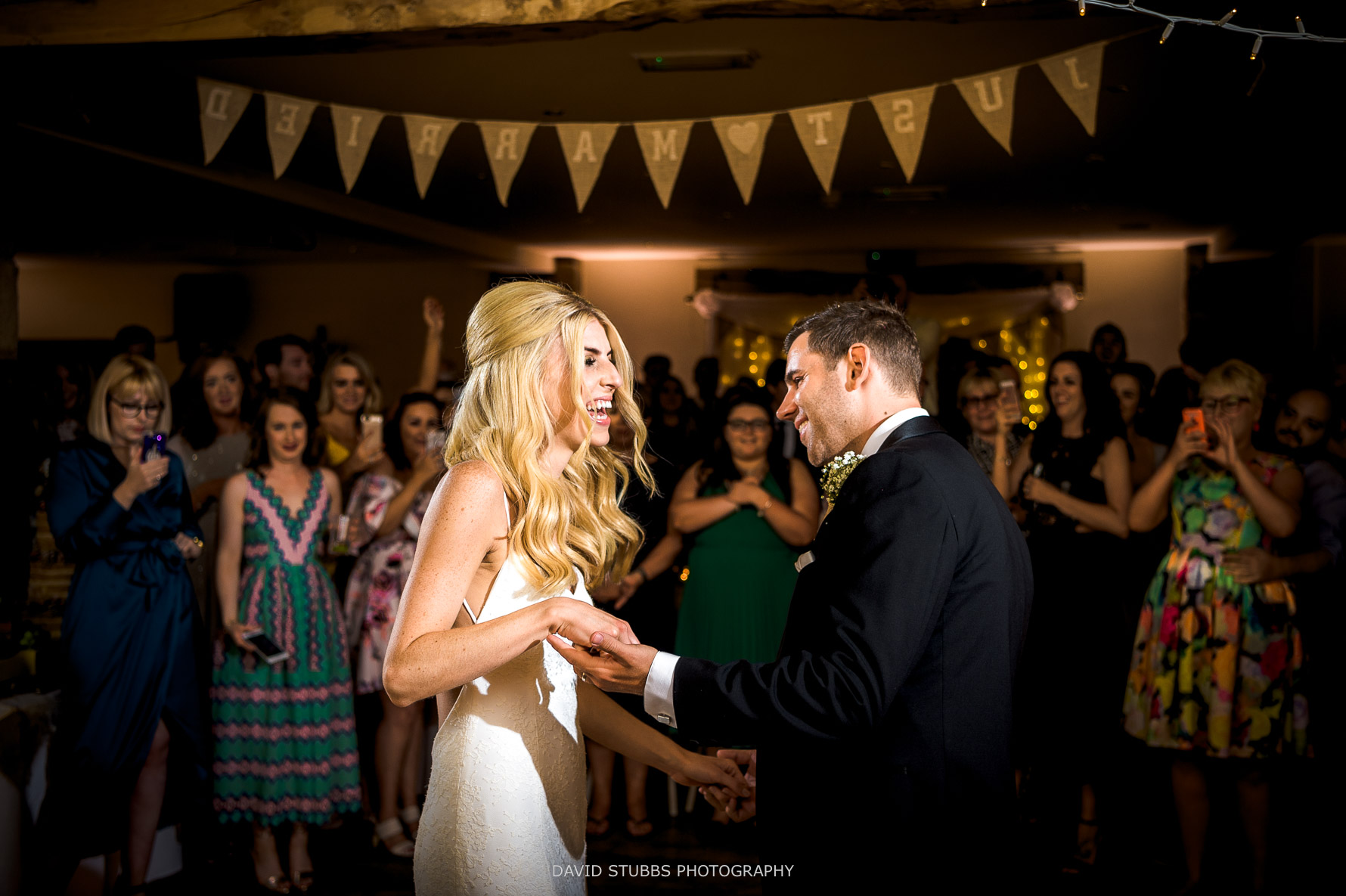 first dance at the manor