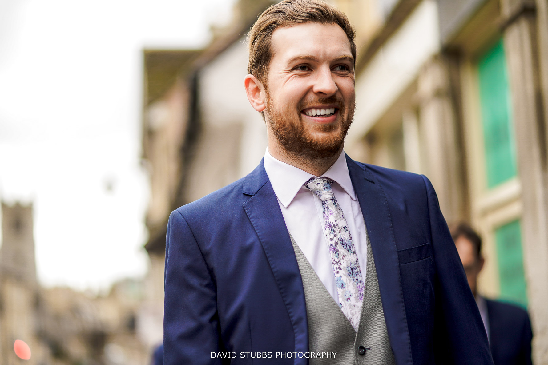 groom David
