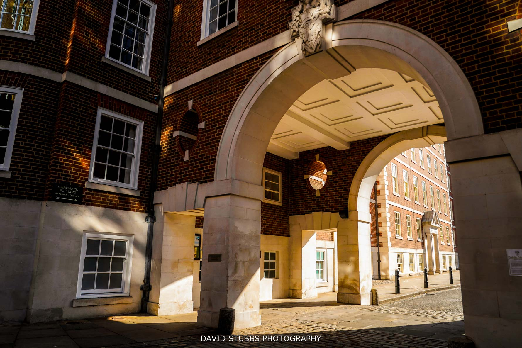 Inner Temple Arch